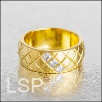 Snubní prsteny LSP 8011 chirurgická ocel