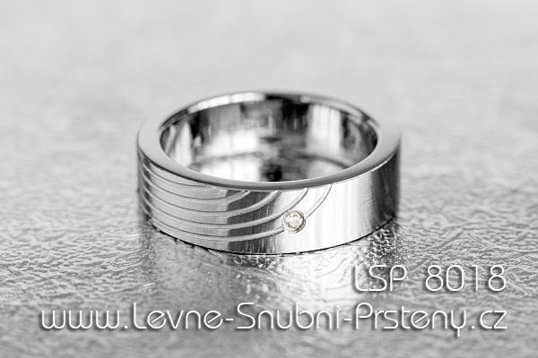 Stainless Steel Wedding Rings Lsp 8018
