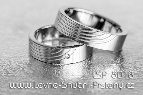 Snubni Prsteny Chirurgicka Ocel Lsp 8018