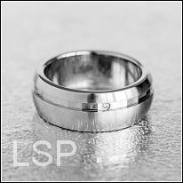 Snubní prsteny LSP 8020 chirurgická ocel