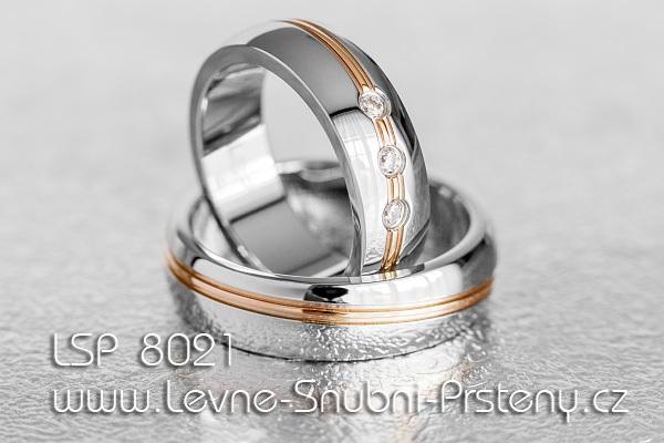 Snubni Prsteny Chirurgicka Ocel Lsp 8021