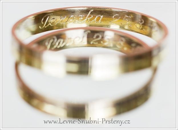 Rytiny Do Snubnich Prstenu