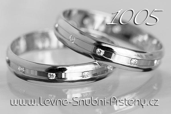 Snubní prsteny LSP 1005bz