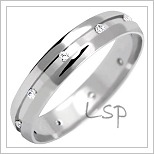 Snubní prsteny LSP 1005b