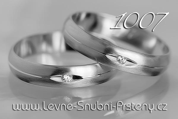 Snubní prsteny 1007bz