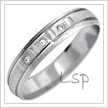 Snubní prsteny LSP 1008b