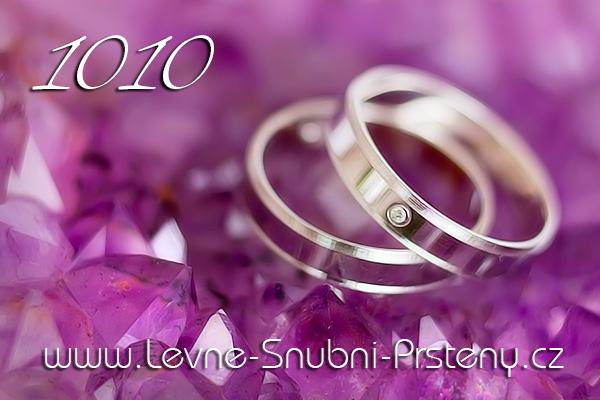 Snubní prsteny 1010bz