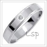 Snubní prsteny LSP 1010bz