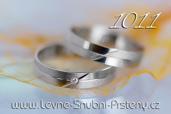 Snubní prsteny 1011bz