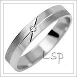 Snubní prsteny LSP 1011bz