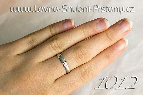 Snubní prsteny 1012bz