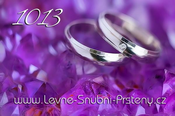 Snubní prsteny LSP 1013bz