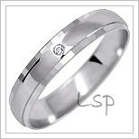 Snubní prsteny LSP 1013b