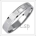 Snubní prsteny LSP 1014b