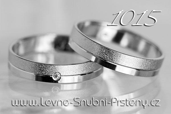 Snubní prsteny 1015bz
