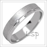Snubní prsteny LSP 1015b