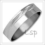 Snubní prsteny LSP 1017b