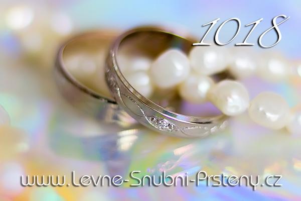 Snubní prsteny 1018bz