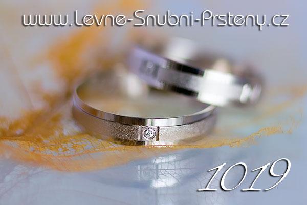 Snubní prsteny 1019bz