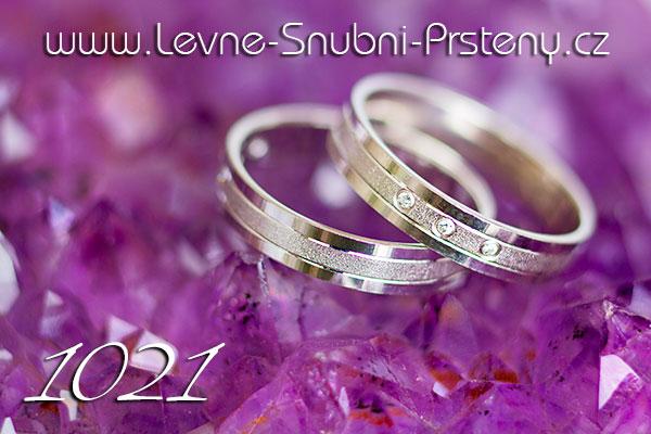 Snubní prsteny 1021bz
