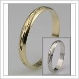 Snubní prsteny LSP 1058