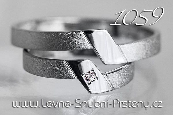 Snubní prsteny LSP 1059