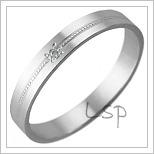 Snubní prsteny LSP 1067