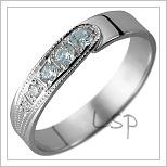 Snubní prsteny LSP 1068