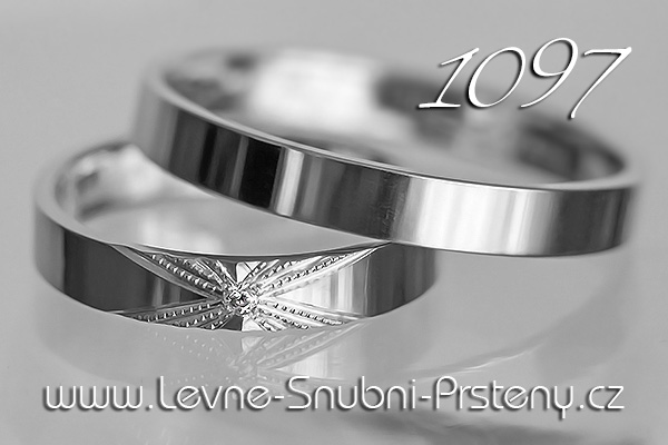 Snubní prsteny LSP 1097