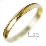 Snubní prsteny LSP 1099