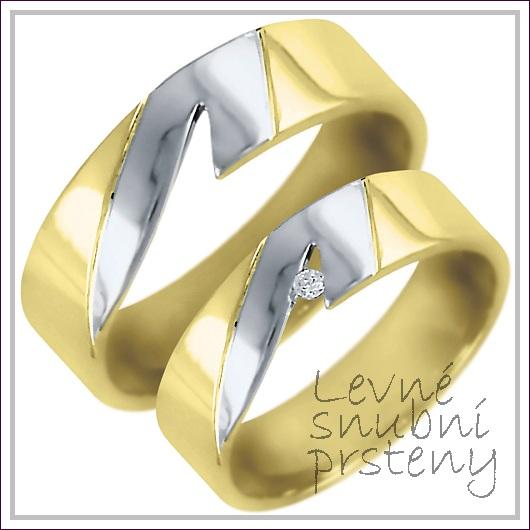 Snubní prsteny LSP 1104