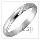 Snubní prsteny LSP 1106