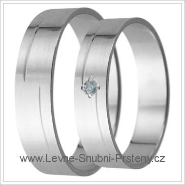 Snubní prsteny LSP 1113