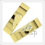 Snubní prsteny LSP 1122