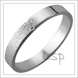 Snubní prsteny LSP 1132