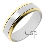 Snubní prsteny LSP 1137