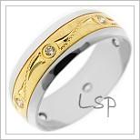 Snubní prsteny LSP 1154
