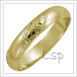 Snubní prsteny LSP 1165