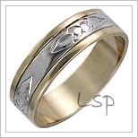 Snubní prsteny LSP 1166