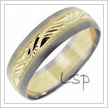 Snubní prsteny LSP 1172