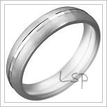 Snubní prsteny LSP 1178