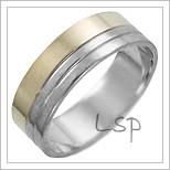 Snubní prsteny LSP 1183