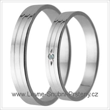 Snubní prsteny LSP 1195