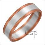 Snubní prsteny LSP 1199