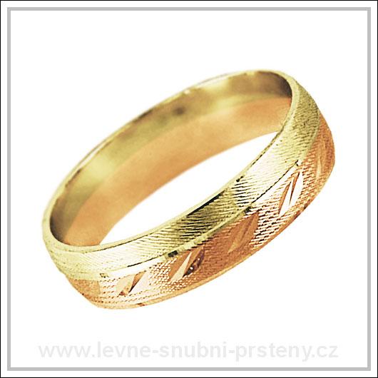Snubní prsteny LSP 1215