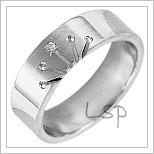 Snubní prsteny LSP 1221