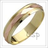 Snubní prsteny LSP 1240