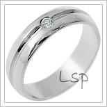 Snubní prsteny LSP 1252