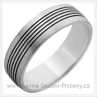 Snubní prsteny LSP 1254