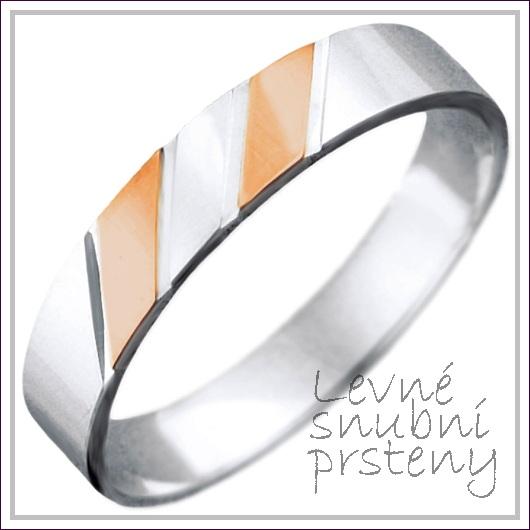 Snubní prsteny LSP 1265